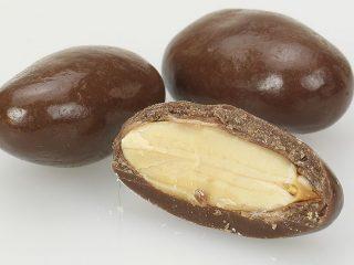 Milk Chocolate Caramelised Almond