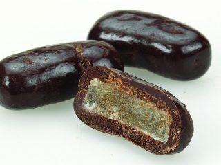 Dark Chocolate Ginger Batons