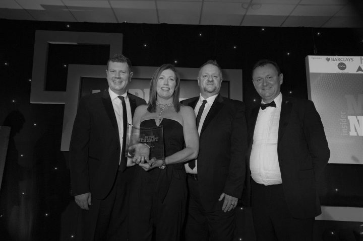 Made In The North East Awards - Sweetdreams Ltd winners of the Food Drink award