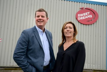 Sweetdreams Accredited 'A' Grade BRC Food Safety Standard